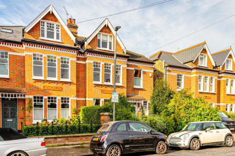 Bushnell Road, London SW17. 5 bedroom terraced house for sale