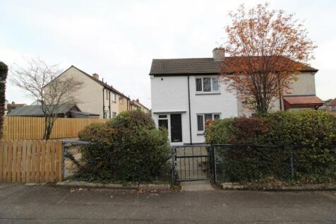 Tinto Avenue, Bellfield, Kilmarnock, KA1. 3 bedroom semi-detached house for sale