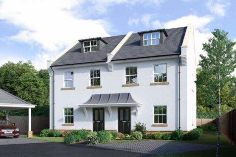Middleton Place, Branksome, Poole. 3 bedroom terraced house for sale