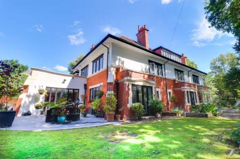 Cairnton, The Avenue, Poole. 7 bedroom character property for sale