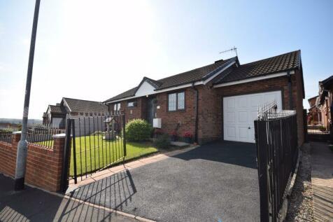 Somerley Road, Birches Head, Stoke-On-Trent. 2 bedroom detached bungalow
