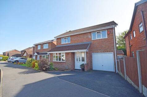 Heatherleigh Grove, Birches Head, Stoke On Trent.. 4 bedroom detached house
