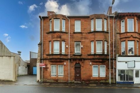 High Glencairn Street, Kilmarnock, Ayrshire, KA1. 2 bedroom flat