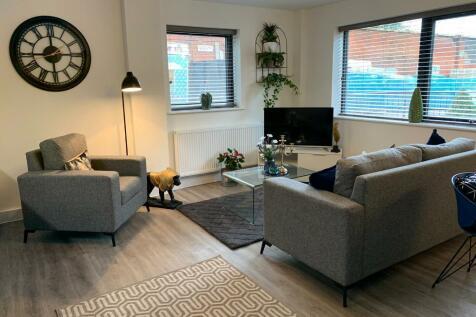 KINGS DOCK MILL, LIVERPOOL, L1. 2 bedroom apartment