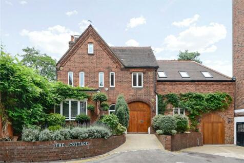 Ross Court, Putney Hill, Putney, SW15. 5 bedroom detached house for sale