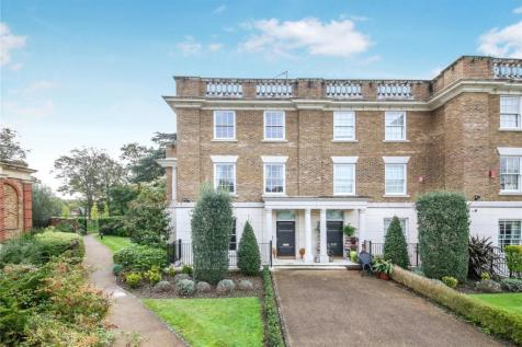 Corsellis Square, St Margarets, Twickenham, TW1. 5 bedroom end of terrace house for sale
