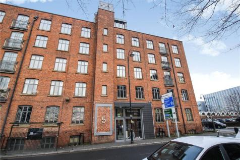 Cambridge Mill, 5 Cambridge Street, Manchester. 3 bedroom apartment for sale