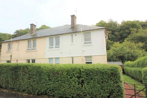 Finlaystone Road, Kilmacolm, Inverclyde, PA13. 2 bedroom flat