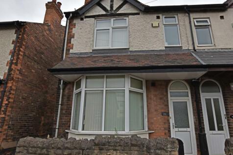 Faraday Road, Nottingham. 6 bedroom semi-detached house