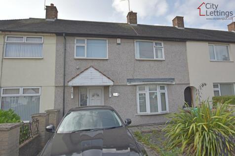 Rivergreen, Clifton, Nottingham. 3 bedroom terraced house