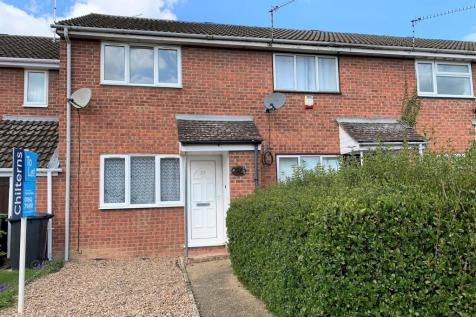 Shelley Way, Thetford. 2 bedroom terraced house
