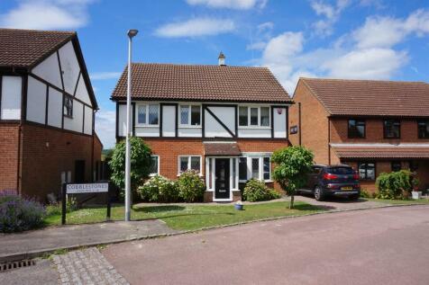 Cobblestones, Hempstead. 4 bedroom detached house