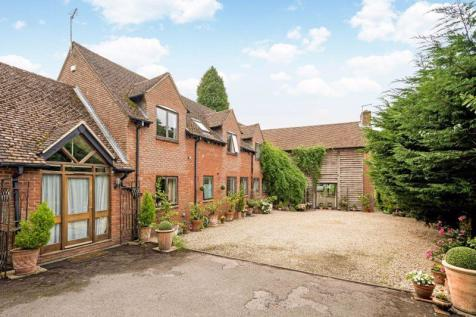 Boars Hill, Oxford. 4 bedroom detached house