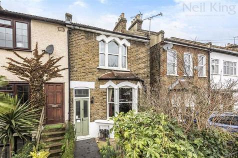 Stanley Road, South Woodford, London. 3 bedroom end of terrace house for sale