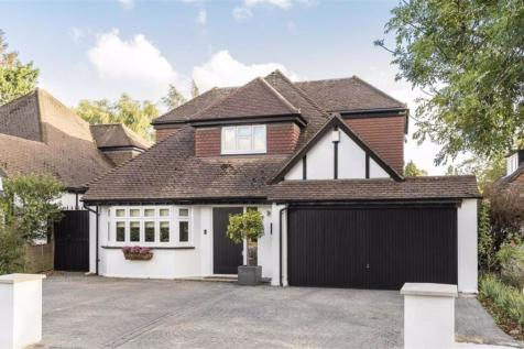 Whitehall Road, Woodford Green, Essex. 4 bedroom detached bungalow