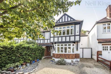 Knighton Drive, Woodford Green, Essex. 5 bedroom semi-detached house