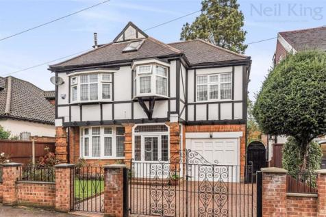 Bedford Road, South Woodford, London. 5 bedroom detached house for sale