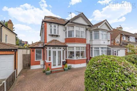 Greenheys Drive, South Woodford, London. 4 bedroom semi-detached house for sale