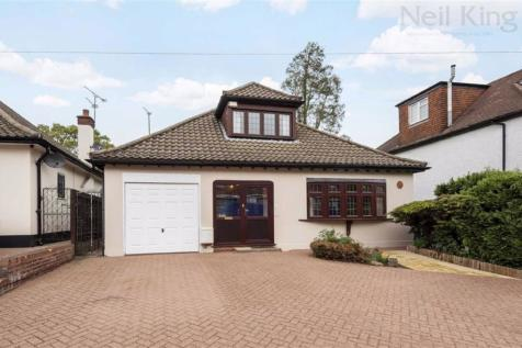 Bedford Road, South Woodford, London. 3 bedroom detached bungalow for sale