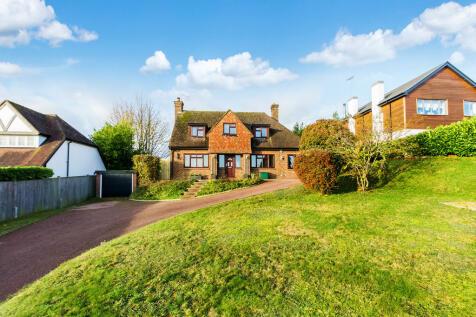 The Hillside, Orpington. 4 bedroom detached house for sale