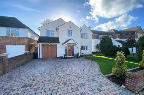Kevington Drive, Chislehurst. 4 bedroom detached house for sale