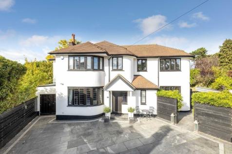 Fairfield Road, Petts Wood. 5 bedroom detached house for sale
