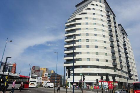 Masshouse Plaza, City Centre, Birmingham, B5. 2 bedroom flat
