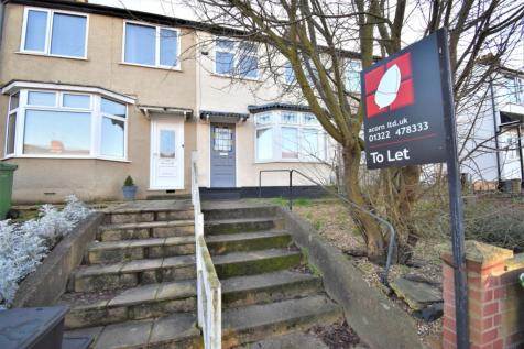 Elstree Gardens Belvedere DA17. 3 bedroom terraced house
