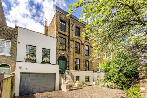 Peckham Rye, East Dulwich, London, SE22. 5 bedroom semi-detached house for sale
