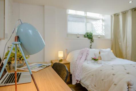 Newland, Lincoln, LN1. 1 bedroom ground floor flat