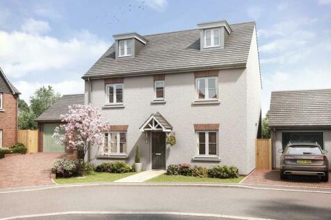 Gypsy Hill Lane, Exeter, EX1 3RJ. 5 bedroom detached house for sale