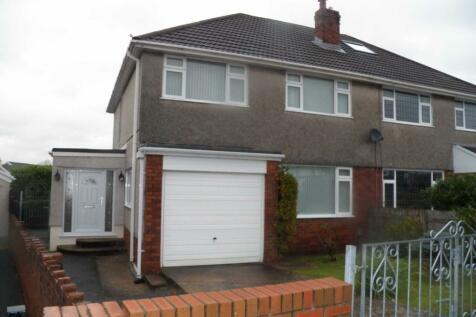Heol Pen Y Scallen, Loughor. 3 bedroom house