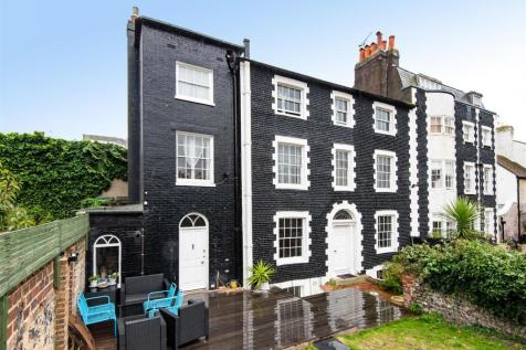 St. James's Place, Brighton. 3 bedroom terraced house for sale