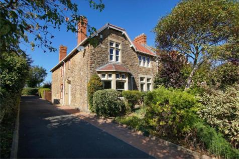 West Hill, Portishead, Bristol. 5 bedroom semi-detached house for sale