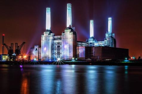 Boiler House, Battersea Power Station. 3 bedroom apartment for sale