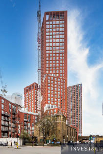 Keybridge Tower, Exchange Gardens SW8. 2 bedroom apartment