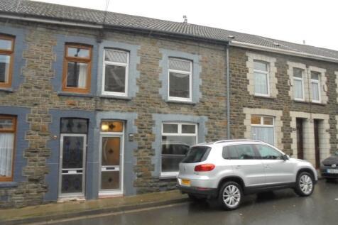 Jubilee Road, Aberdare, Rhondda Cynon Taff, CF44. 3 bedroom terraced house