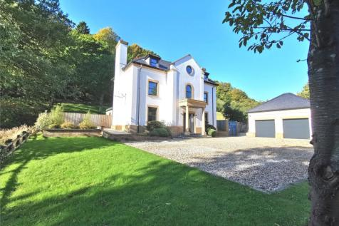 Merthyr Road, Llanfoist, Abergavenny, Monmouthshire, NP7. 5 bedroom detached house for sale