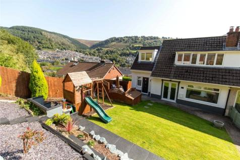 Six Bells, Abertillery, Blaenau Gwent, NP13. 3 bedroom semi-detached house for sale