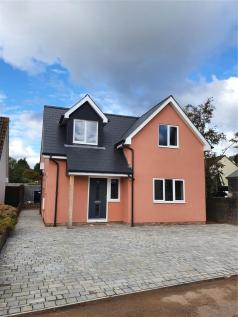 Forwich Close, St Arvans, Chepstow, NP16. 2 bedroom detached house