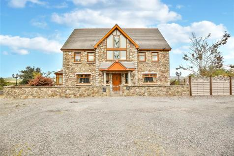 Winsh Fawr, Heolgerrig, Merthyr Tydfil, CF48. 5 bedroom detached house for sale
