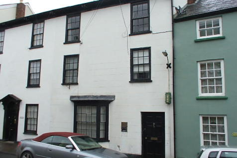 Priory House, New Street, Ross on Wye, Herefordshire, HR9. 1 bedroom apartment