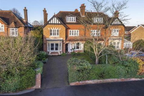Yardley Park Road, Tonbridge. 7 bedroom semi-detached house for sale