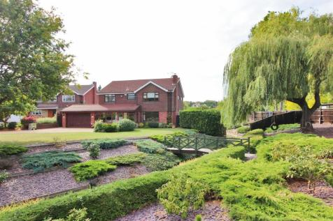 Valley Forge Close, Tonbridge. 4 bedroom detached house for sale