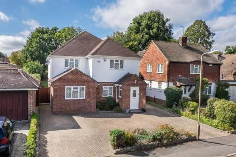 Knowsley Way, Hildenborough, Tonbridge. 5 bedroom detached house for sale