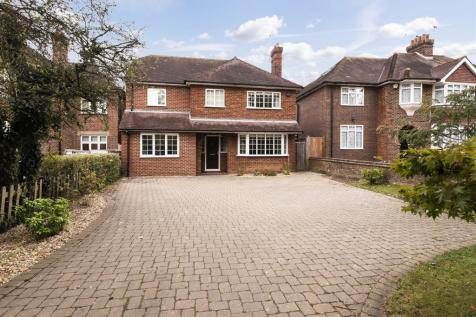 Cornwallis Avenue, Tonbridge. 4 bedroom detached house for sale