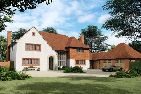 Lloyd George Gardens, Tilford Road, Churt, Farnham, GU10 2LN. 5 bedroom detached house for sale