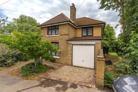 Gordon Court, Well Street, Loose, Maidstone, ME15. 4 bedroom detached house