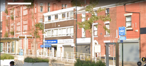 Union Street, Oldham, Greater Manchester, OL1. 15 bedroom block of apartments for sale