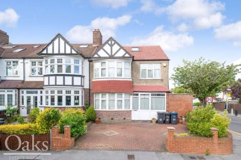 South Norwood Hill, London. 5 bedroom terraced house